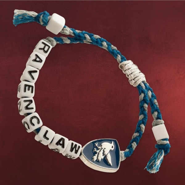 Harry Potter - Ravenclaw Cube Bead Armband