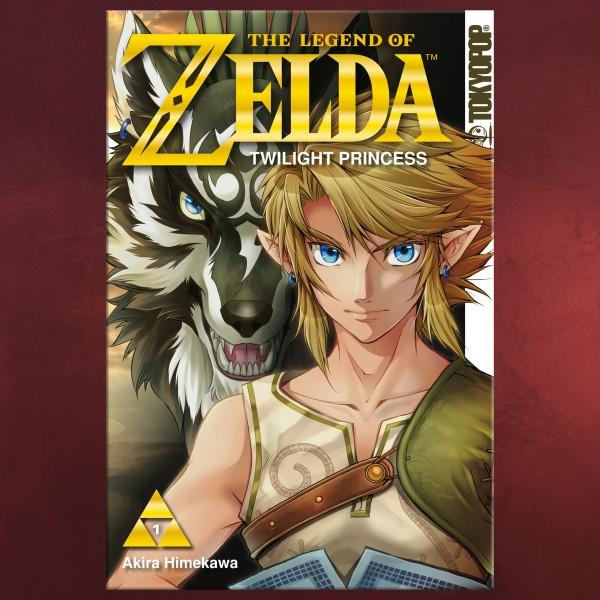 Zelda - Twilight Princess Band 1