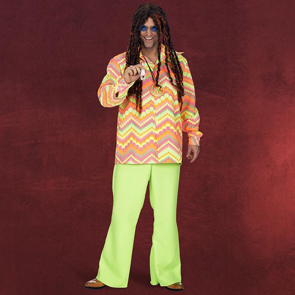 Hippie Anzug Kostüm Herren