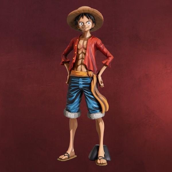 One Piece - Monkey D. Luffy Master Star Piece Figur 27 cm