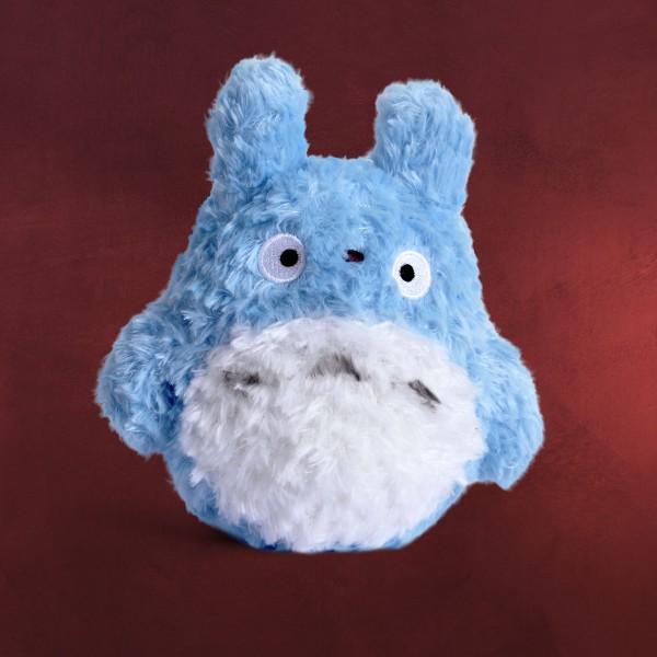 Totoro - Chuu-Totoro Plüsch Figur blau 13 cm