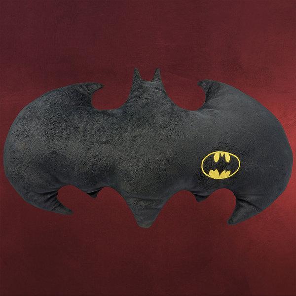 Batman - Logo Kissen schwarz