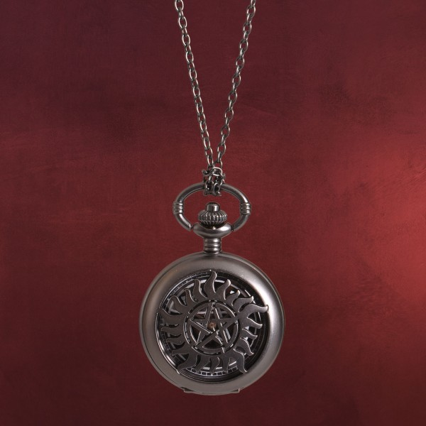 Supernatural - Anti Possession Taschenuhr