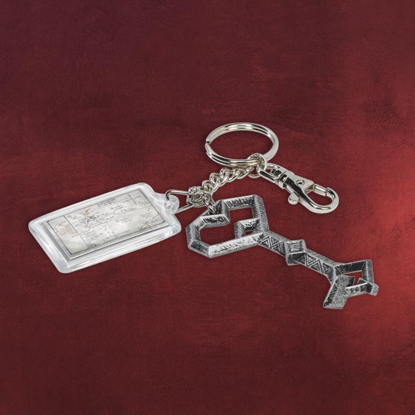 Der Hobbit - Thorin Eichenschild Schlüsselanhänger