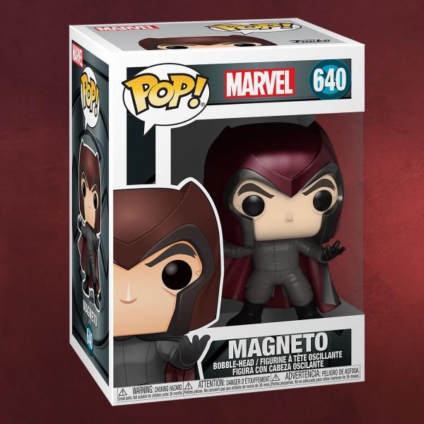 X-Men - Magneto Funko Pop Wackelkopf-Figur