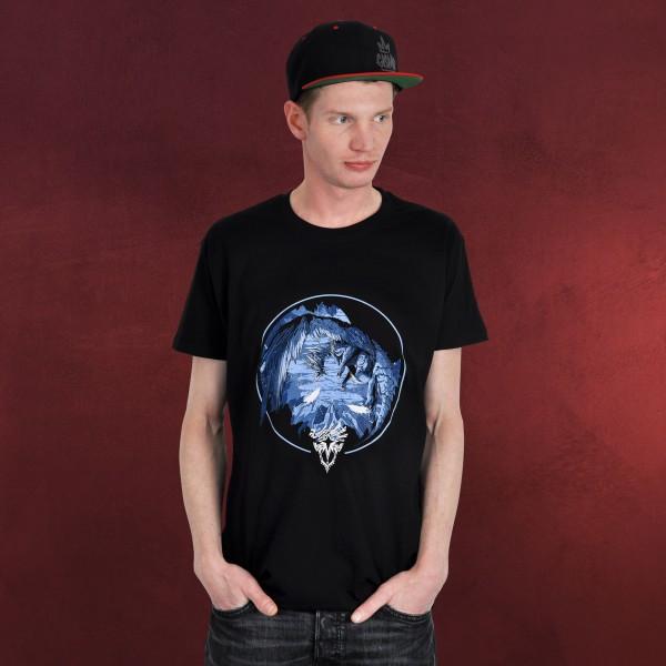 Monster Hunter - Velkhana T-Shirt schwarz