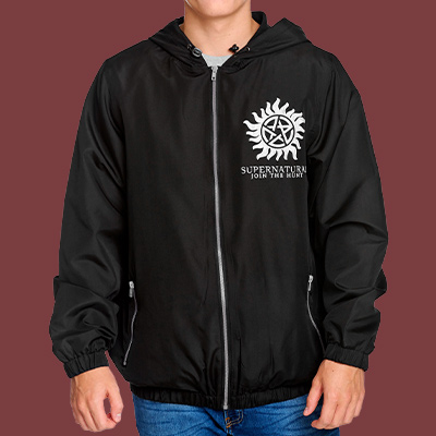 Supernatural - Join the Hunt Windjacke