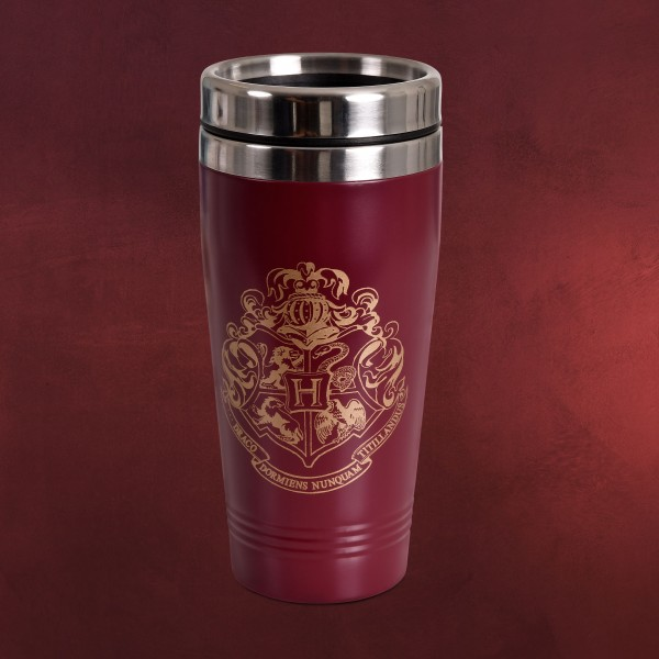 Harry Potter - Hogwarts Wappen To Go Becher