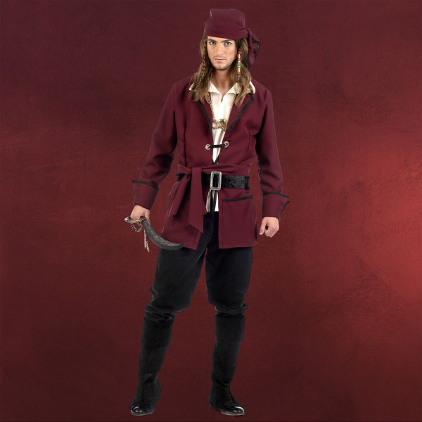 Pirat Henry - Kostüm Herren