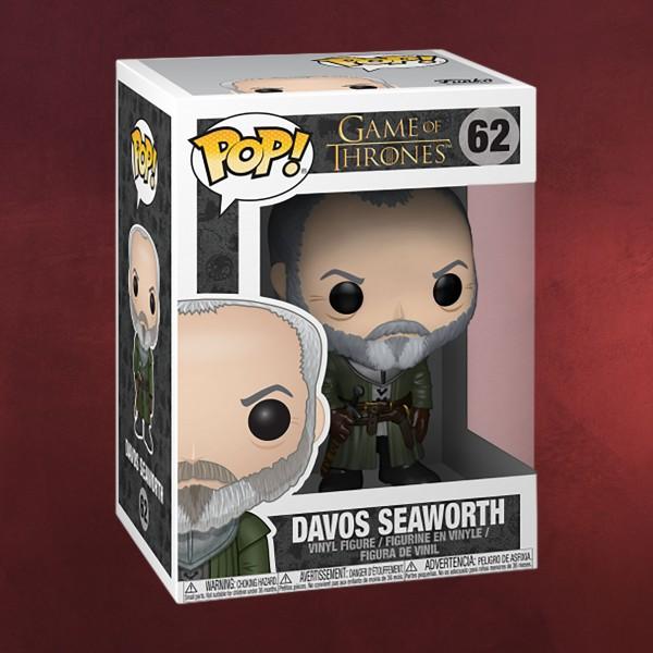 Game of Thrones -Davos Funko Pop Figur