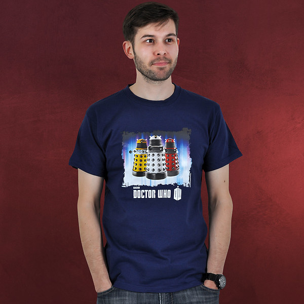 Doctor Who - Daleks T-Shirt