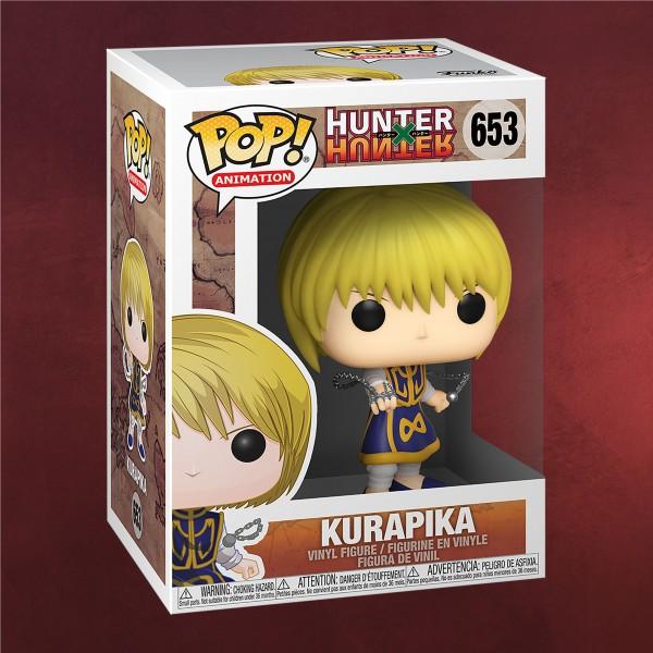 Hunter x Hunter - Kurapika Funko Pop Figur