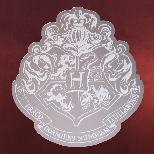 Harry Potter - Hogwarts Wappen Spiegel