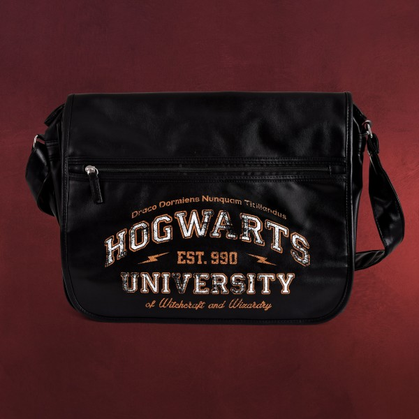 Magic University Tasche für Harry Potter Fans schwarz