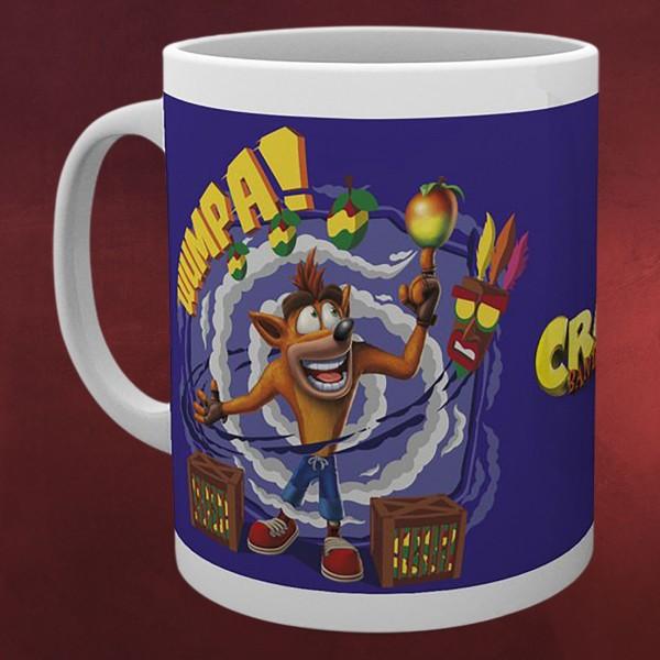 Crash Bandicoot - Wumpa Tasse
