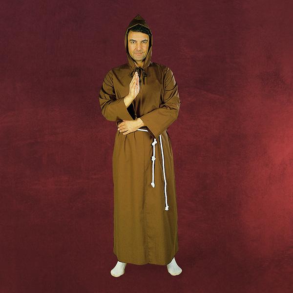 Mönchs-Kutte - Mantel Herren