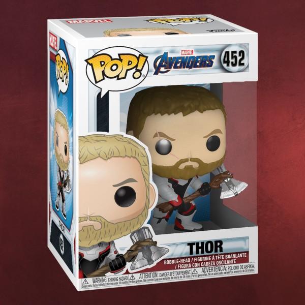 Avengers - Thor Endgame Funko Pop Wackelkopf-Figur