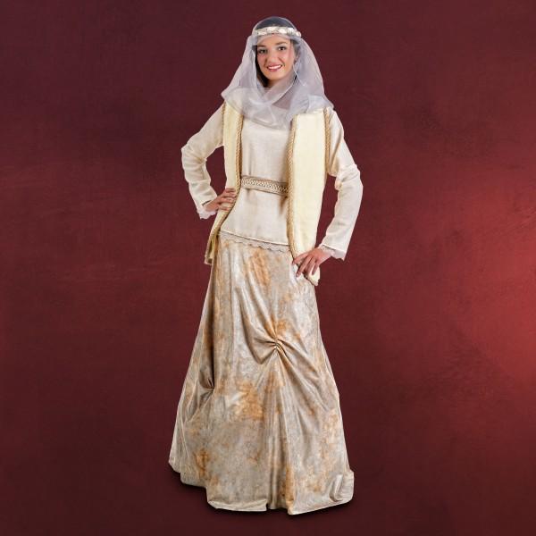 Mittelalterliche Prinzessin - Kostüm Damen