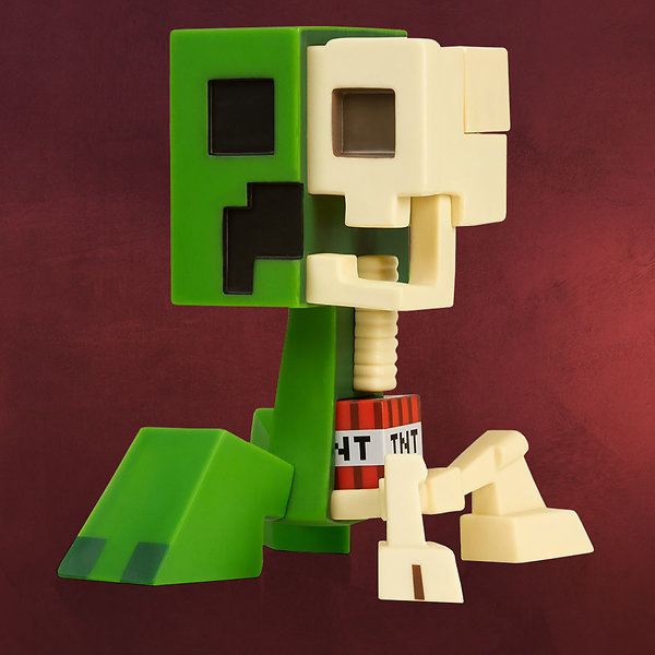 Minecraft - Creeper Anatomy Figur