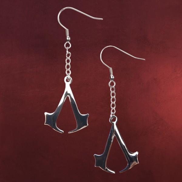 Assassins Creed - Logo Ohrringe