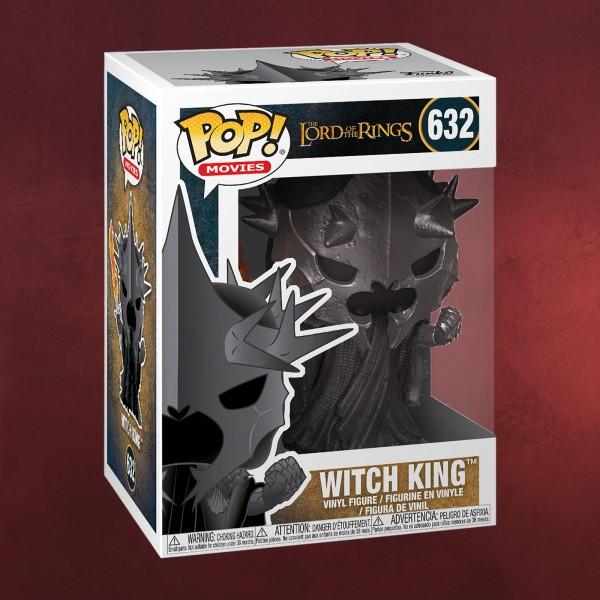 Herr der Ringe - Hexenkönig von Angmar Funko Pop Figur