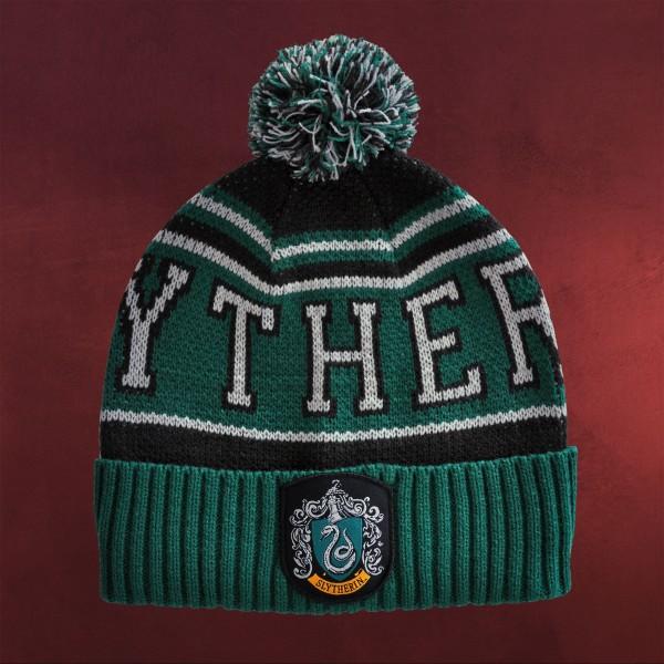 Harry Potter - Slytherin Mütze grün