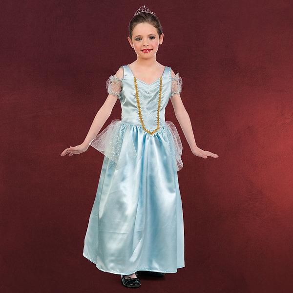 Cinderella Ballkleid - Kostüm Kinder