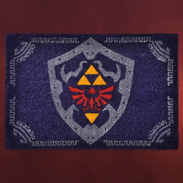 Zelda - Hylia Schild Fußmatte