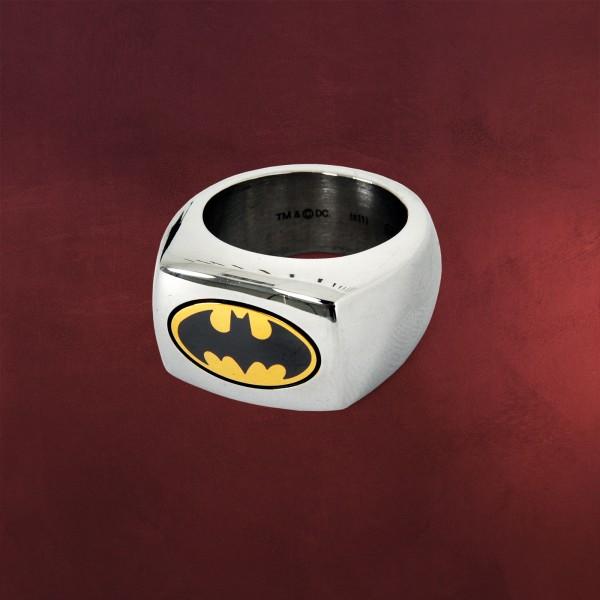 Batman Siegel Ring