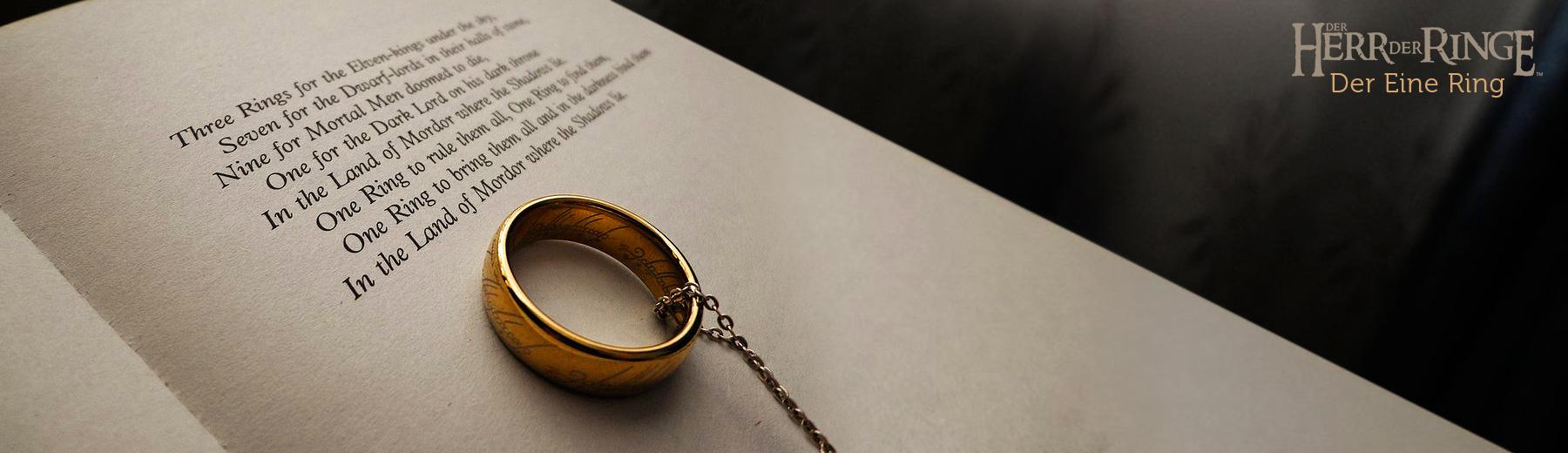 Herr der ringe ring kaufen schweiz