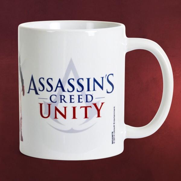 Assassins Creed - Unity Logo Tasse