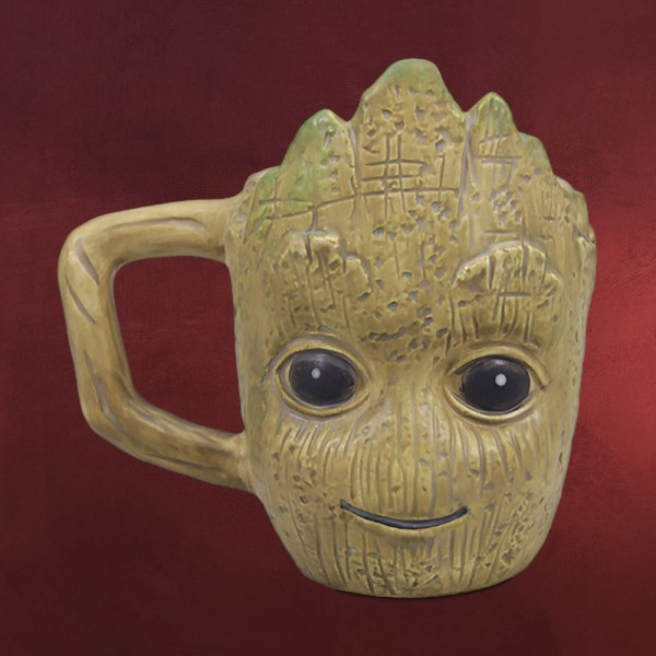 Guardians of the Galaxy - Baby Groot 3D Tasse