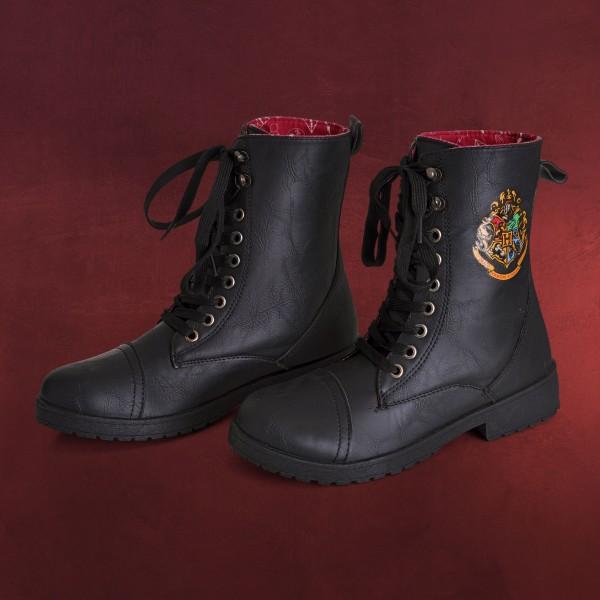 Harry Potter - Hogwarts Wappen Boots Damen