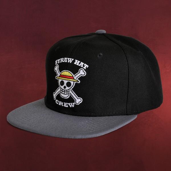 One Piece - Strohhutbande Logo Basecap