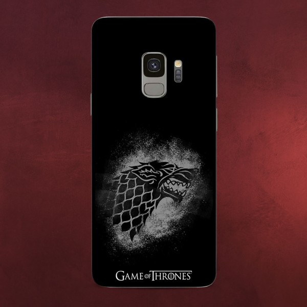 Game of Thrones - The North Remembers Samsung Galaxy S9 Handyhülle Silikon schwarz