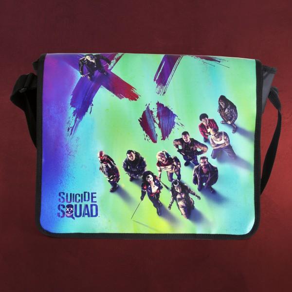 Suicide Squad - Joker Face Tasche