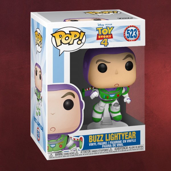 Toy Story - Buzz Lightyear Funko Pop Figur