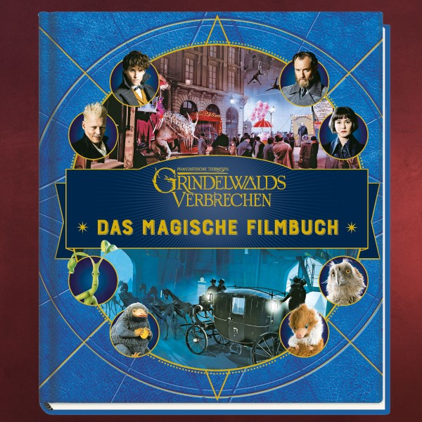 Phantastische Tierwesen - Grindelwalds Verbrechen - Das magische Filmbuch