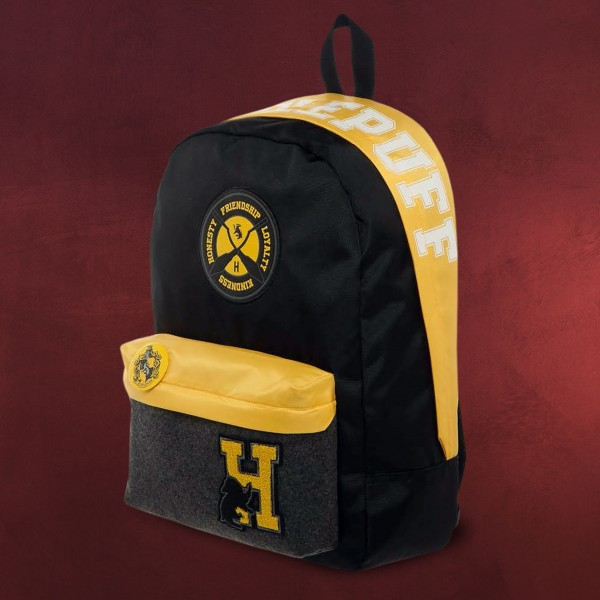 Harry Potter - Hufflepuff College Rucksack