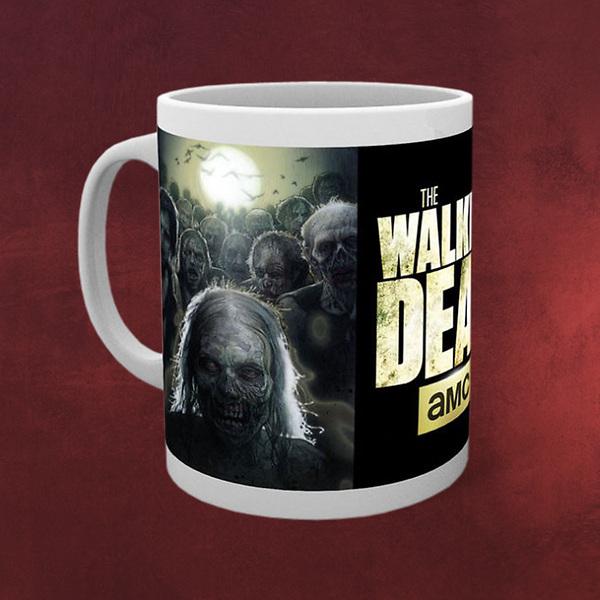 Walking Dead - Zombies Tasse