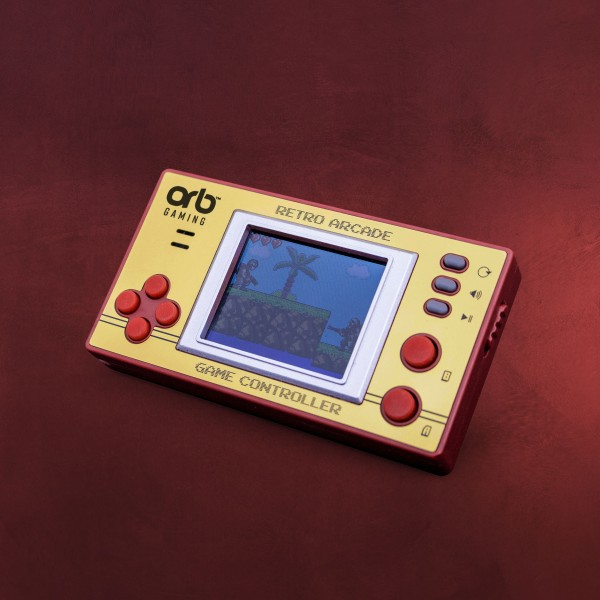 Retro Arcade Games Handkonsole