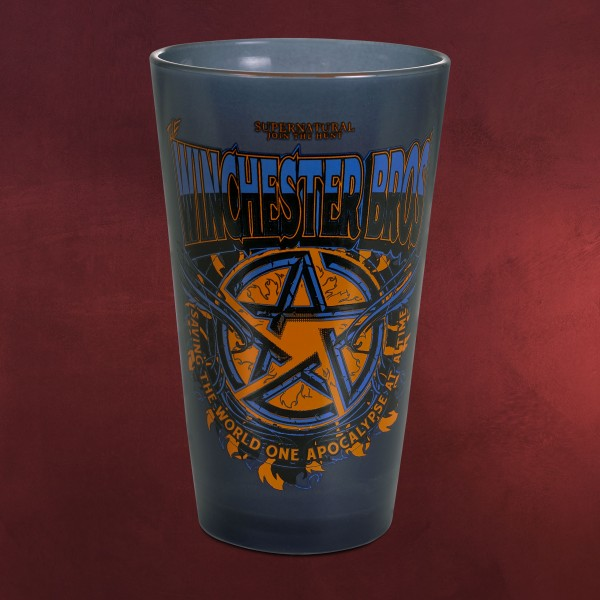 Supernatural - Anti Possession Glas