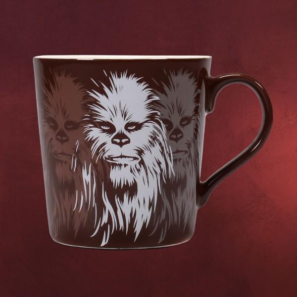 Star Wars - Chewbacca Wookiee Tasse
