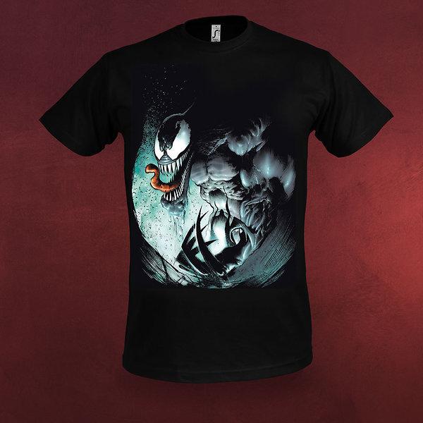 Venom - Angry T-Shirt schwarz
