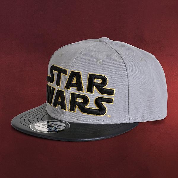 Star Wars - Outline Logo Snapback Cap