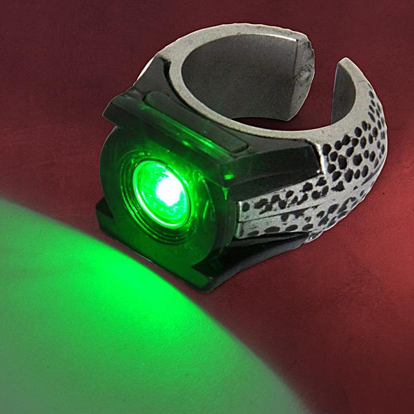 green lantern laterne mit ring