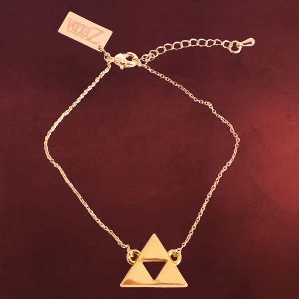 Zelda - Triforce Logo Armband