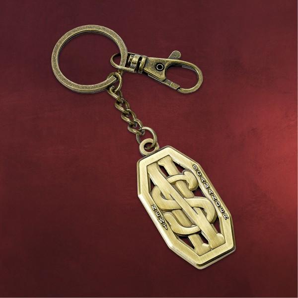 Phantastische Tierwesen - Newt Scamander Logo Schlüsselanhänger