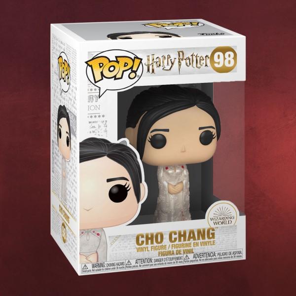 Harry Potter - Cho Chang Yule Ball Funko Pop Figur