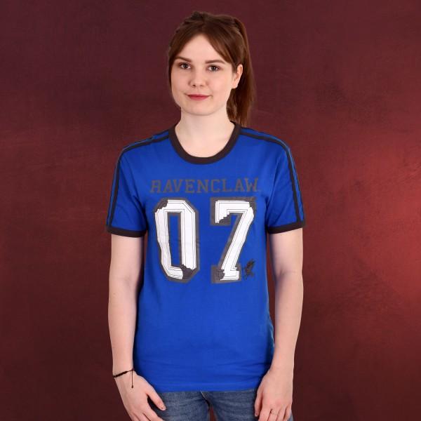 Ravenclaw Sucher Cho Chang T-Shirt blau - Harry Potter